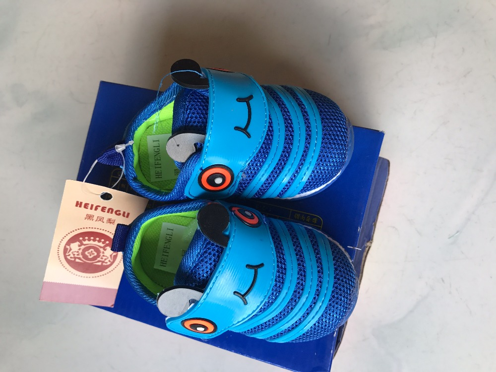 2017 Children Shoes Kids Sneaker Shoes casual shoes new fashion brand fitable