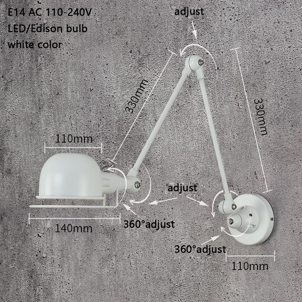 Lâmpadas de Parede retro e14 conduziu luzes de Características : Industrial Fashional