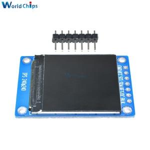 Image 4 - 1.3 pollici IPS HD TFT ST7789 Unità IC 240*240 La Comunicazione SPI 3.3V di Tensione 4 Wire SPI interfaccia LCD A Colori OLED Display FAI DA TE