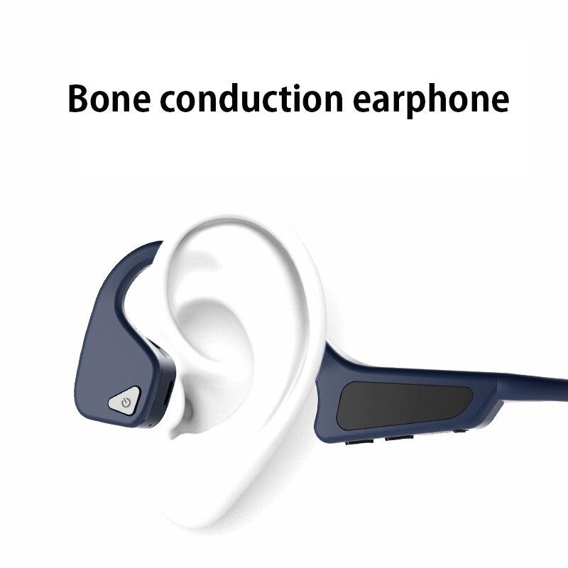 High Quality Bone Conduction Headset Wireless Bluetooth 5.0  1