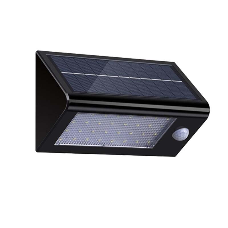 Online get cheap solar sconces outdoor - Iluminacion exterior led solar ...
