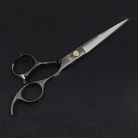 1PC Japan Kasho 5 5 Or 6 0 Inch Flat Hair Scissor Pro Tesoura Hairdressing Salon