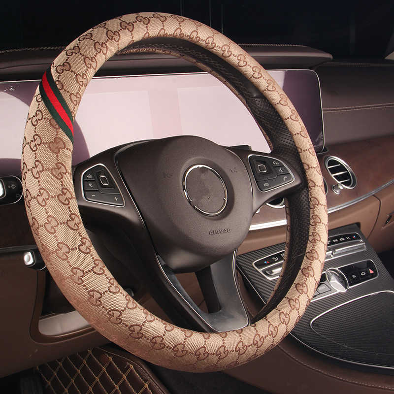 NUEVA cubierta del volante del coche de chica de moda las mujeres cubiertas de rueda para Lexus NX NX200 nx300h RX 570, 470, 460, 200 rx470 rx570 rx300