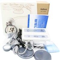 Haihua CD 9 серийный QuickResult терапевтический аппарат. электрическая стимуляция акупунктурной терапии устройства 110 В 220 В США ЕС Plug