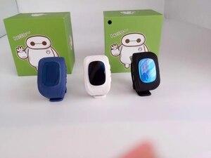 Image 3 - Q50 GPS Tracker Đồng Hồ Trẻ Em Thông Minh Cuộc Gọi SOS Chống Mất Vòng Tay Vòng Đeo Tay Trẻ Em Mặc Được Các Thiết Bị Màn Hình OLED Định Vị GPS Tracker