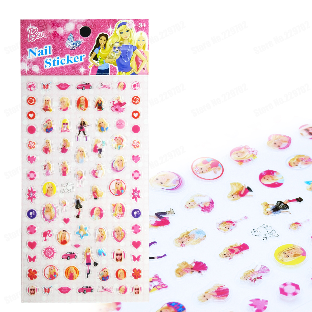Nail Art Ideas » Nail Art Stickers For Kids - Pictures of Nail Art ...