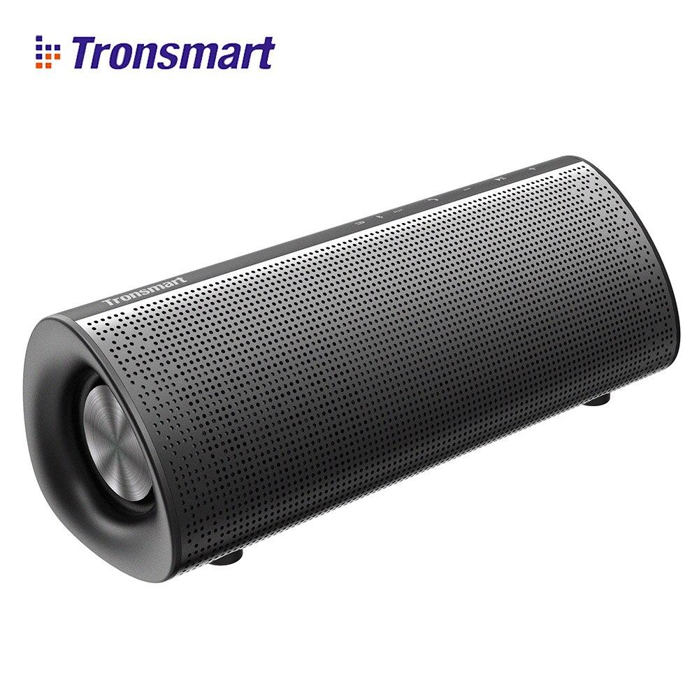 RU Stock Tronsmart Pixie haut-parleur Bluetooth sans fil Subwoofer haut-parleurs Double passif 20 W TWS barre de son Portable haut-parleur