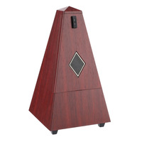 Universal Tower Shape Wind Up Mechanical Metronome High Accuracy For Piano Guitar Violin Drums Musicians Musical