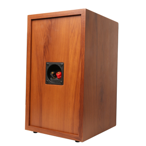 Image 4 - Solid wood 100W 1 to 5 inch bookshelf speaker 2.0 HiFi column audio home professional speaker