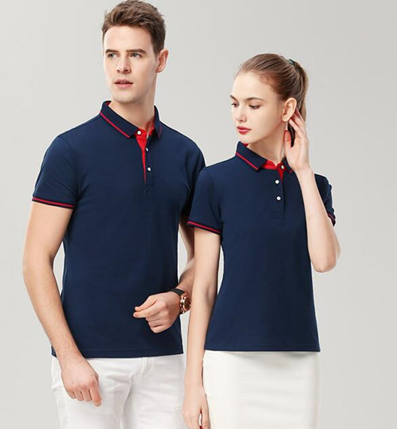 2019   Polo   Men Summer Short Sleeve Solid Color   Polo   Shirt Casual Slim Fit Breathable Style   Polo   Homme Cotton Striped   Polos