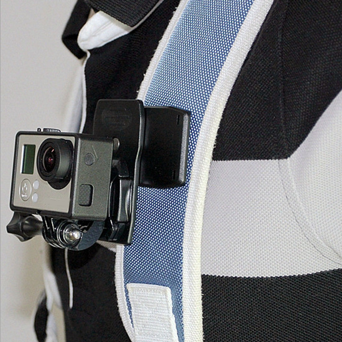 For GoPro Action Camera Accessories Satchel Belt Clip Stable 360-Degree Rotation Clip for Hero 5 4 3+ 3 2 1/Xiaomi /SJCAM SJ4000