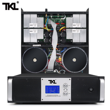 TKL PX300 New Power Amplifier 500W Power Professional Stage Performance Karaoke Heavy Bass Original HIFI Power Amplifier