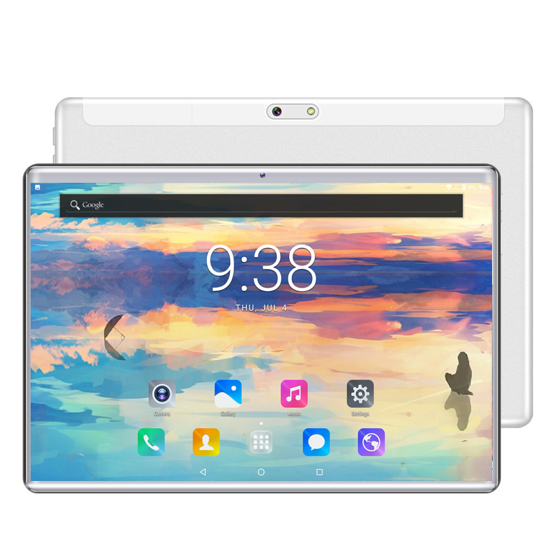 Tablette phablet 10.1 tablet screen mutlti touch Android 8.0 Deca Core Ram 4GB ROM 64GB Camera Wifi 10 inch tablet 4G FDD(China)