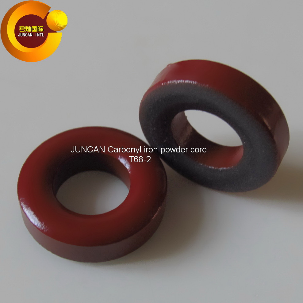 Image 2 - T68 2 Carbonyl iron powder cores, high frequency radio frequency magnetic cores-in Magnetic Materials from Home Improvement