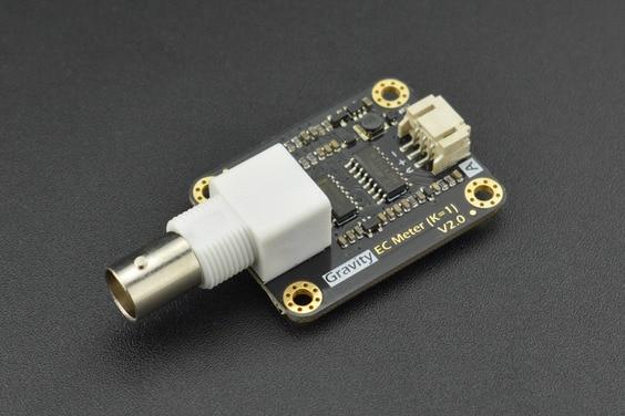 Aletler'ten PH Ölçerler'de Arduino iletkenlik sensörü probu elektrot test kiti Arduino ile uyumlu LattePanda title=