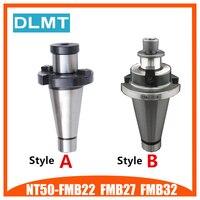 NT50 FMB22 FMB27 FMB32 FMB40 nt50-fmb22-60 nt50-fmb27-60 nt50-fmb32-60 페이스 엔드 밀 홀더 쉘 엔드 밀 아보 CNC 밀링 새로운