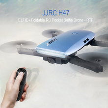 ФОТО in stock! jjr/c jjrc h47 elfie plus with hd camera upgraded foldable arm rc drone quadcopter helicopter vs h37 mini drone