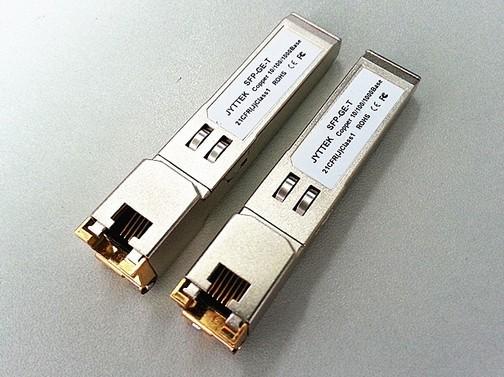 1.25 Gbps SFP fibdr Cobre Cobre SFP De Fibra Óptica Conector RJ45 10/100/1000base-T