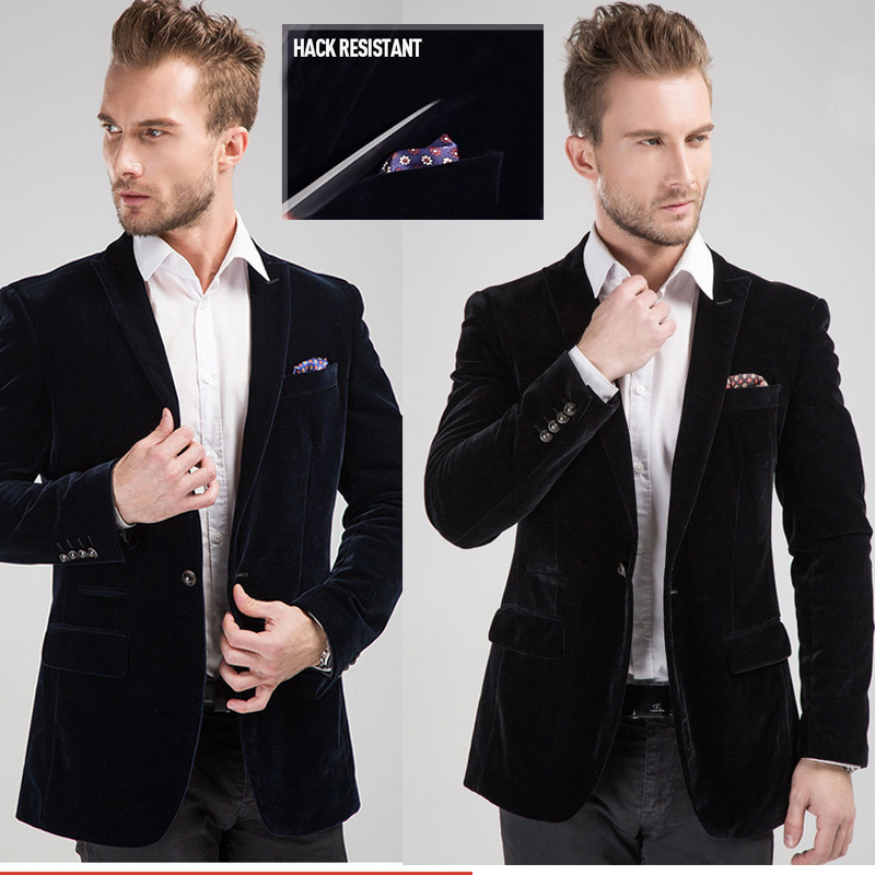 New 2019 Polymer Composite Stab Resistant Clothing Of Self-Defense Anti-cut Suits Stab Resistant Security Business Stealth Coat