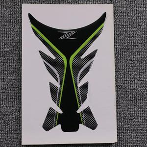 3D Z Tank Pad Decals For Kawasaki Z250 Z300 Z400 Z650 Z750 Z900 Motorcycle Sticker Fuel Tank Pad Protector Stickers Decals(China)