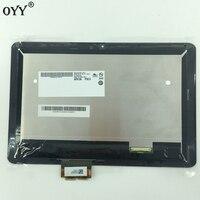 B101EVT05.0 1280*800 ЖК-дисплей Дисплей Сенсорный экран планшета Стекло Панель запасные части для acer Iconia A210 A211 с клеем