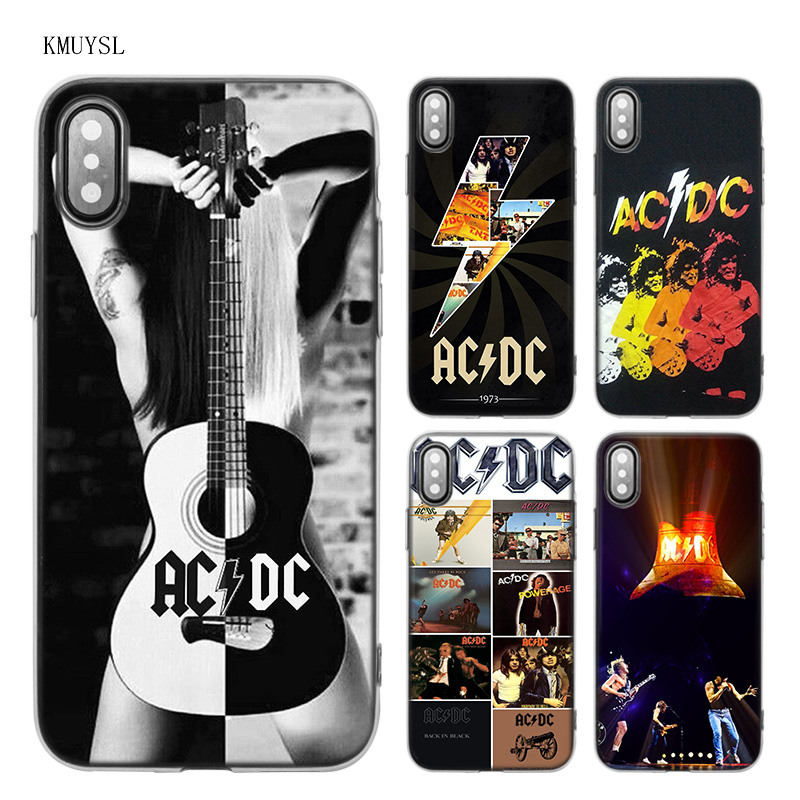 cover iphone 6 acdc