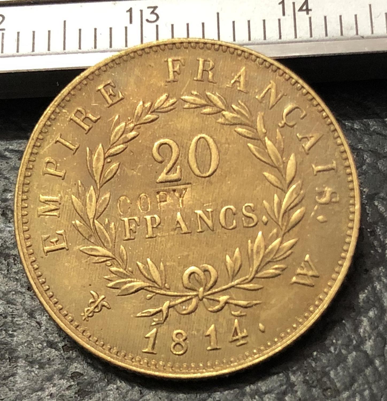 FRANCE 10 FRANCS 1986 MADAM REPUBLIC /& MAP COMMEMORATIVE COIN