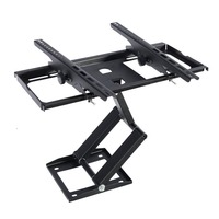 Universal TV Wall Mount Bracket 45KG Load Fixed Flat Panel TV Stand Holder Frame for 26 55 Inch TV HDTV LCD LED Monitor