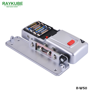 Image 2 - Raykube nova fechadura da porta elétrica sem fio fechadura mortise fechadura de controle remoto fechadura da porta aberta