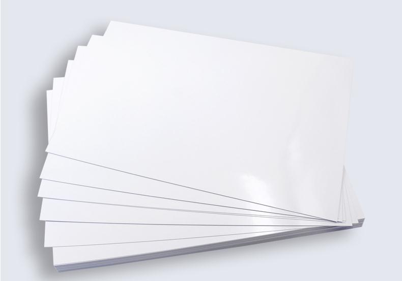 US $64 46  A4/A3 size super thin glossy photo paper 500 sheets for  wholesale 90g 115g 135g 160g-in Photo Paper from Computer & Office on
