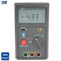 TES 1605 Measuring Earth Voltage ,Earth Resistance Tester ,Digital Earth Tester