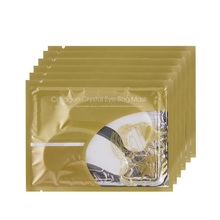 5pair=10pcs Crystal Collagen Eye Mask Eyelid Patch Anti Wrinkle Moisture Dark Circle Remove Eye Bags
