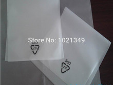 3000pcs 10x(13+2)cm self-adhesive CPE bag Merchandise Electronics Gift Bags Sealing Frosted Plastic Package