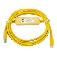 Hohe qualität USB PLC Programmierkabel Für Micrologix 1000/1200/1500 USB 1761-CBL-PM02 Win7 FREIES SCHNELLES SCHIFF