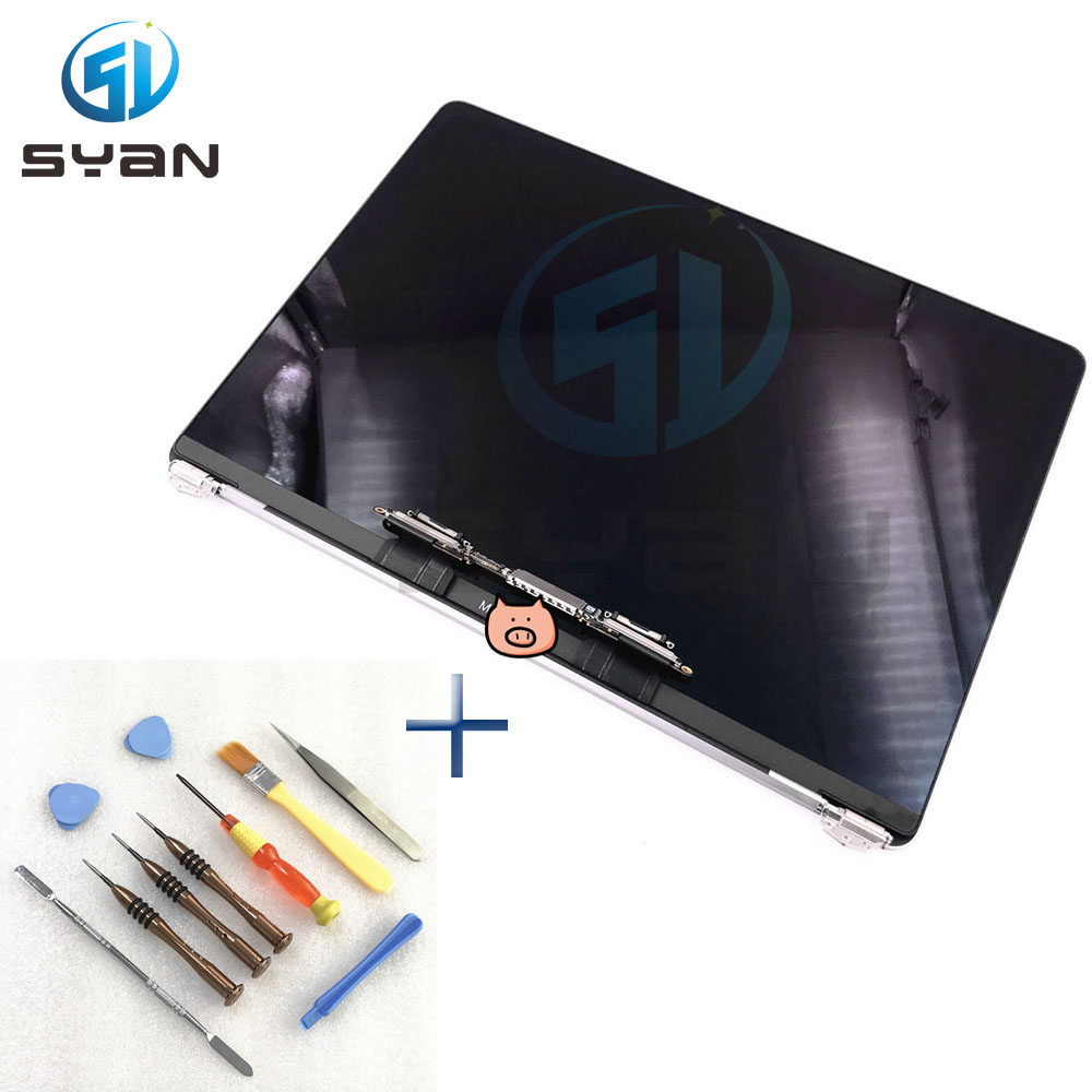 Complete LCD screen for macbook pro retina lcd screen 13.3 inches laptop A1706 A1708 lcd assembly display 2016 2017Complete LCD screen for macbook pro retina lcd screen 13.3 inches laptop A1706 A1708 lcd assembly display 2016 2017