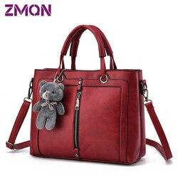 Luxury women leather handbag red retro vintage bag designer handbags high quality famous brand tote shoulder.jpg 250x250
