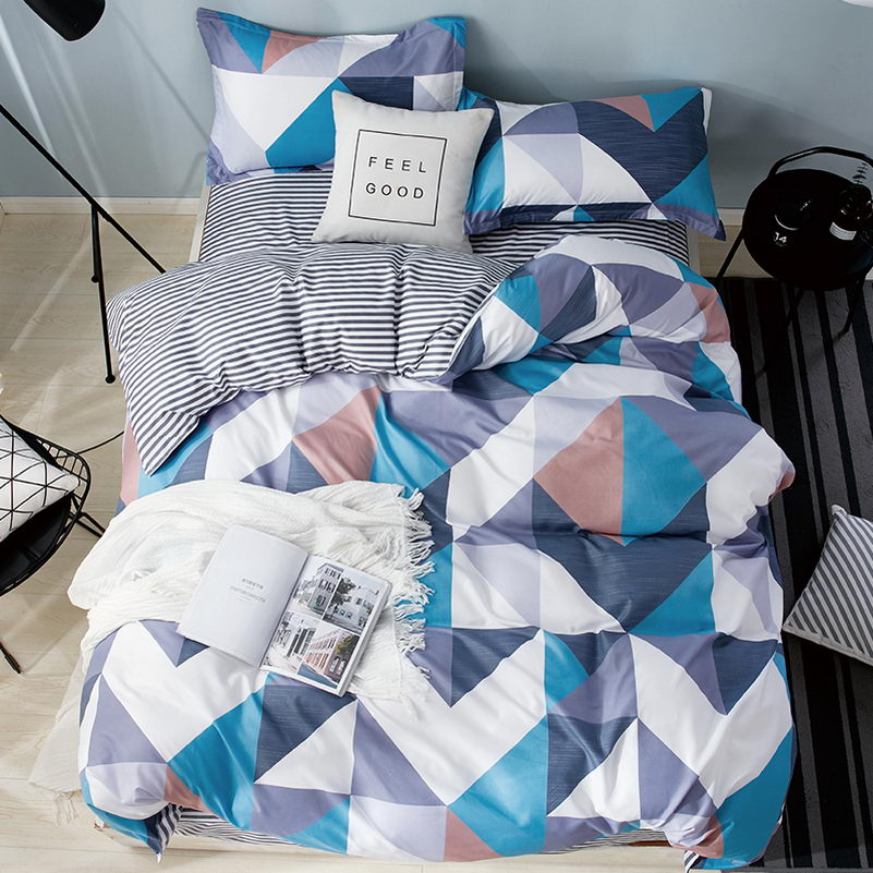 Cotton Bed Sheet Set Kid | Queen King Super King
