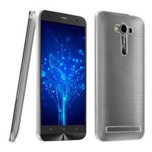 Ultra thin Transparent Soft For ASUS ZenFone 2 Laser ZE500KL ZE500CL ZE550KL ZE550ML Phone Back Cover Silicone TPU Case