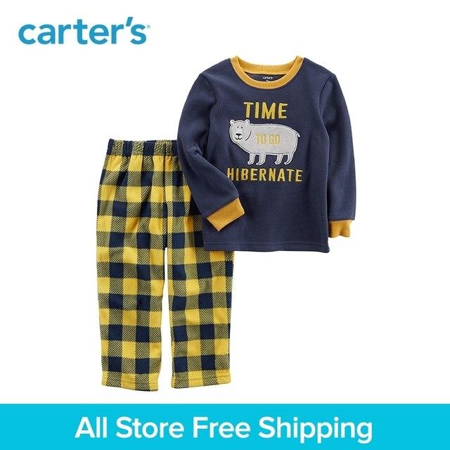 e54f5ead441c Carter s 2 Piece baby children kids clothing Boy Spring Fall Bear ...