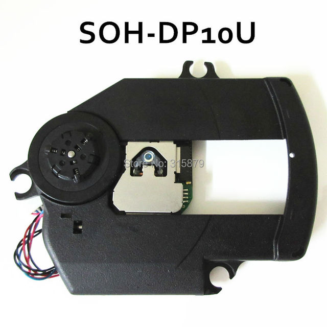 Original SOH-DP10U CMS-SP1 SOH-DPU for SAMSUNG SOH DP10U CD DVD Optical Pickup