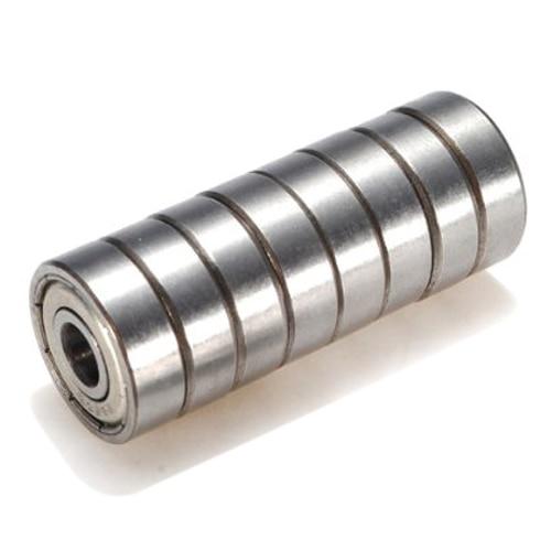 10x Ball bearing Deep groove ball 626-ZZ 6mm Industry top quality gcr15 6326 zz or 6326 2rs 130x280x58mm high precision deep groove ball bearings abec 1 p0