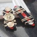 Moda pentagrama de metal epaulette ombro/blazer dragona/charretera/kpop roupas acessorios/broszka/broches mujer/brosche