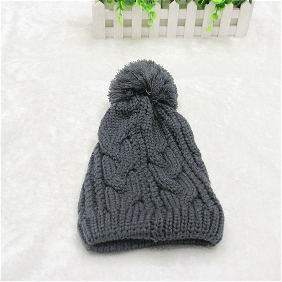 Beanies Knitted Winter Hat Caps Skullies Winter Hats For Women Men Beanie  Cap Gorros Touca 2016 brand skullies winter hats for men bonnet beanies knitted winter hat caps beanie warm baggy cap gorros touca hat 2016 kc010
