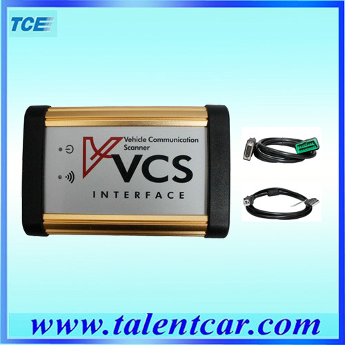 Universal VCS Vehicle Communication Scanner VCS Scanner interface Update