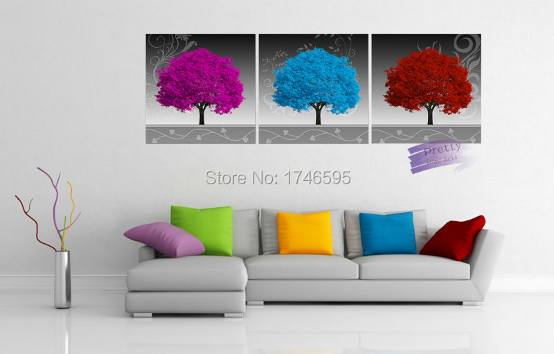 Online Get Cheap Red Canvas Art Aliexpress Com Alibaba Group