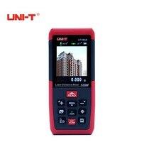 Digital Laser Distance Meters UNI T UT396B colorful display Laser Range finder Digital rangefinder USB Measure Area/volume Tool