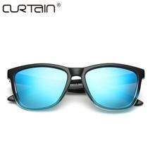 2017 Top quality Gradient Frame Sunglasses Polarized Men Driving Sports Women Glasses Oculos De Sol green red blue Color Lens gorenje vc2223glr