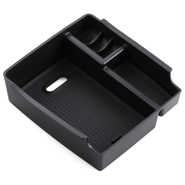car styling For Hyundai Creta ix25 central armrest box suitcase storage holder tray container box clapboard auto accessories