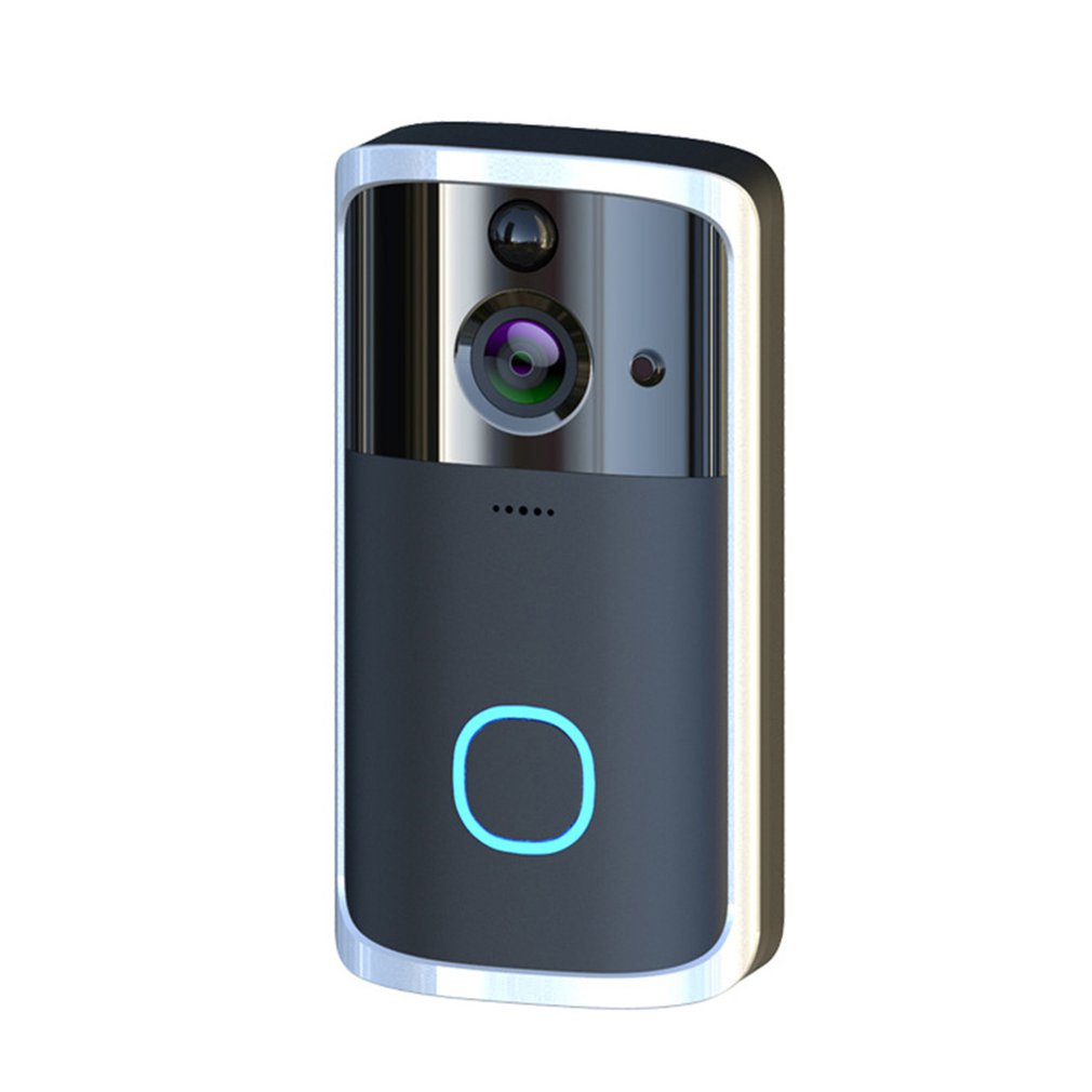 Modern WIFI Visual Doorbell Camera Video-eye Intercom HD Wireless Doorbell Camera Night View Video Smart Doorbell RingModern WIFI Visual Doorbell Camera Video-eye Intercom HD Wireless Doorbell Camera Night View Video Smart Doorbell Ring