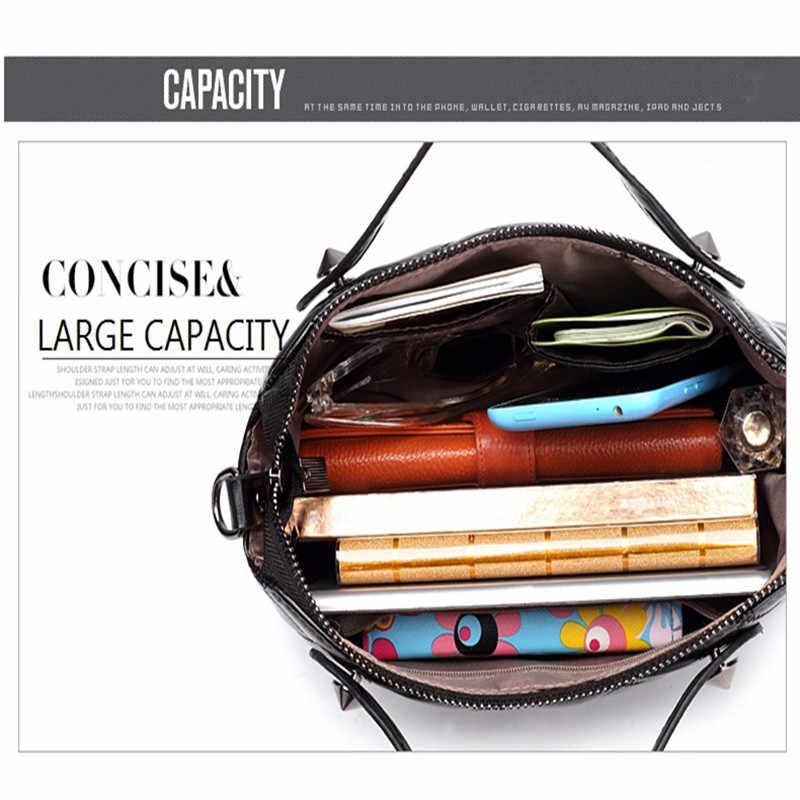 New Luxury Handbags Women Bag 2019 Famous Brand Designer Fashion Plaid Shoulder Bag Female Crossbody Bags High Capacity Tote Bag